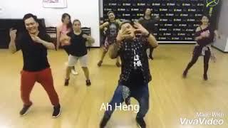 Enak susunya 'Faiha' |Zumba® |Dance Choreo