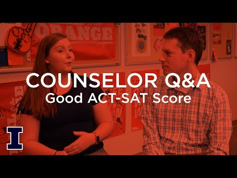 Ask Admissions: What Is A Good ACT Or SAT Score?