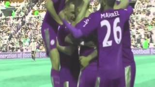 vuclip Jamie Vardy Goal ~ Sunderland vs Leicester City 0-2 Premier League 2016 HD
