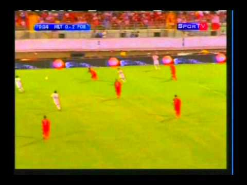 2008 (September 6) Malta 0-Portugal 4 (World Cup Qualifier).avi