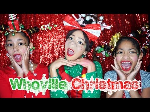 Whoville Christmas Tutorial