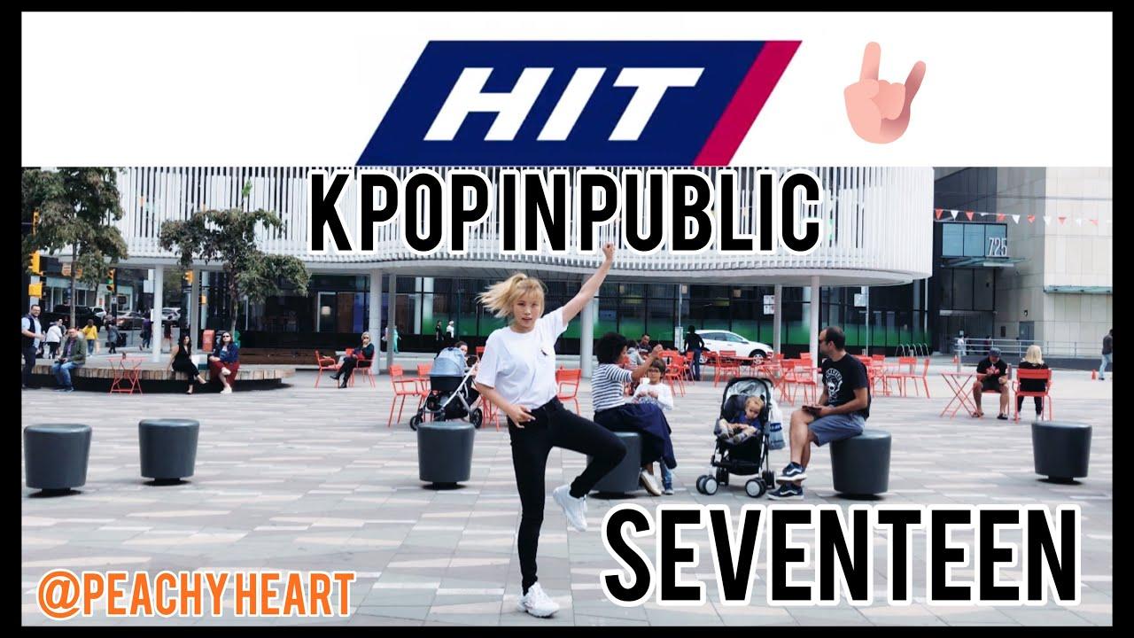 [KPOP IN PUBLIC] SEVENTEEN(세븐틴) - HIT || SOLO Dance Cover