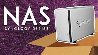 NERDNIBBLE · Synology DiskStation - Unboxing und NAS-Einrichtung