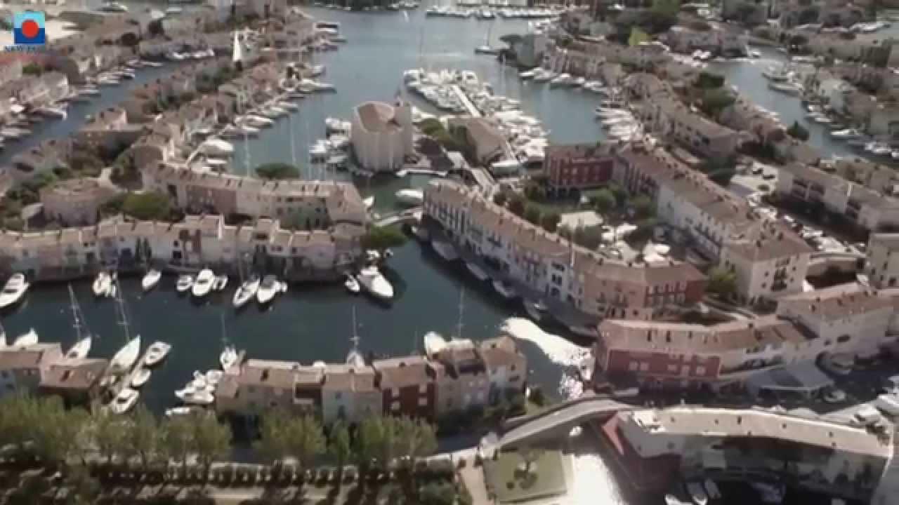 Découvrez La Cité Lacustre De Port Grimaud Par New Place Immobilier - Immobilier port grimaud