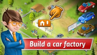 Idle Car Factory (Android Mobile Game) - Promo Video B