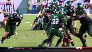 FSU RB Chris Thompson Senior Highlights