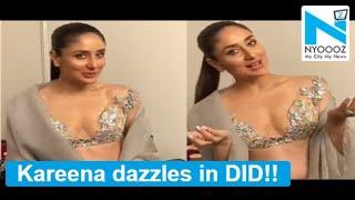 Kareena Kapoor Khan shines at first promo of Dance India Dance
