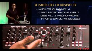 American Audio 19 MXR (Product Demo Featuring DJ Etronik)