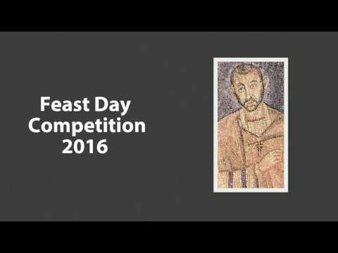 Feast Day Competition 2016