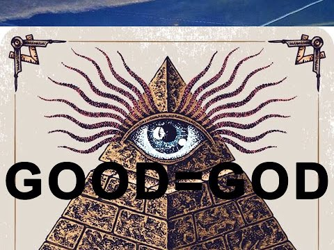 GOoD = GOD  |  Mark Passio on the Pyramid w/ All-Seeing Eye Symbol + 777, 666 & 93 Explained