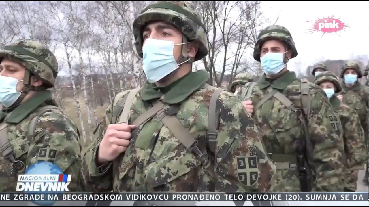 NACIONALNI DNEVNIK - Vojska
