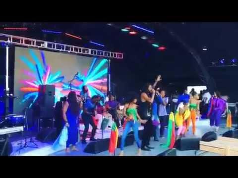 Boukman Eksperyans - Haitian Labor day fest (2016)