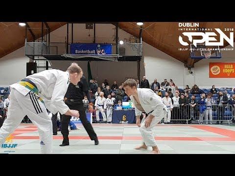 Espen Mathiesen vs Jaakko Vilander / Dublin Open 2018