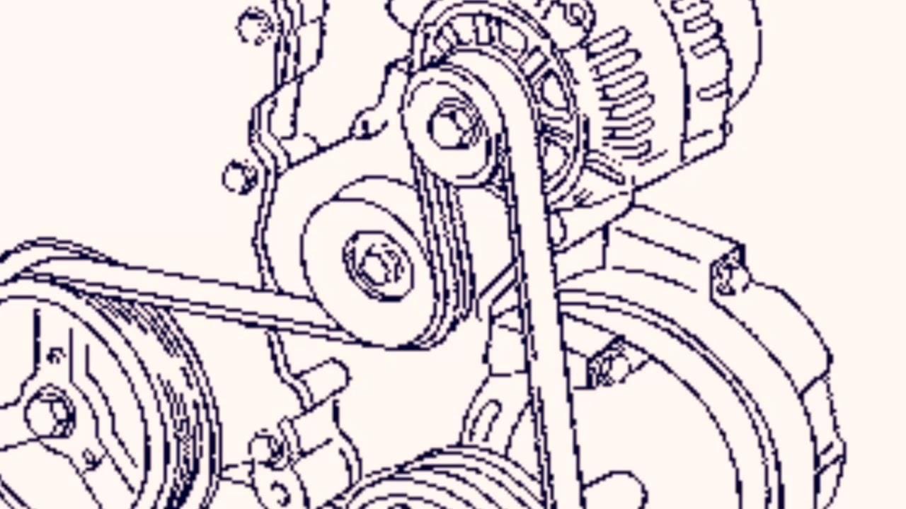 زيادة كيلومترات سيارة Chevrolet Captiva Belt Diagram Psidiagnosticins Com