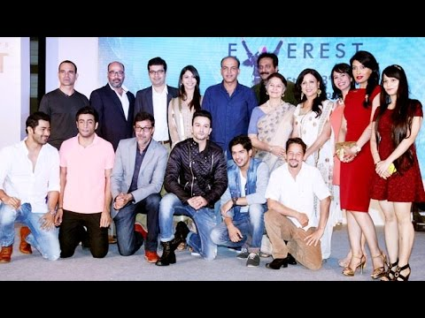 Ashutosh Gowariker Introduces Team Everest