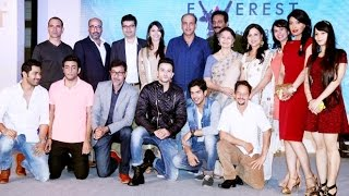 Ashutosh Gowariker Introduces Team 'Everest'