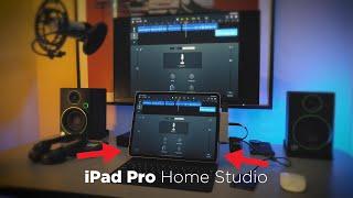 How To Setup an iPad Pro Home Studio screenshot 2