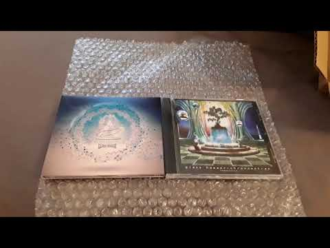 Unboxing Glass Hammer - Chronomonaut plus Chronometree (remastered) Mp3