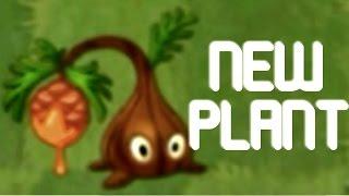 Plants vs Zombies 2 Sap-fling Plant | NEW Christmas Plants Update 2014 (PC)