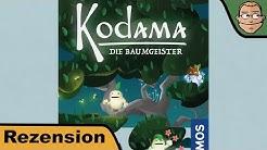 Kodama: Die Baumgeister - Brettspiel - Review