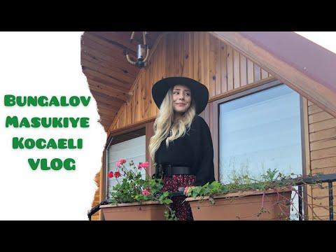 Bungalov-Maşukiye Sapanca |KISA VLOG