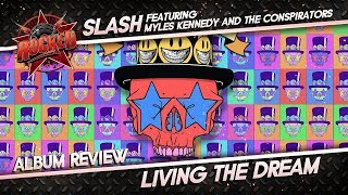 Baixar Slash ft. Myles Kennedy & The Conspirators – Living The Dream | Album Review | Rocked