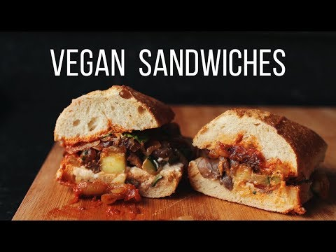 vegan-sandwich-ideas!-{healthy-+-easy}