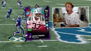 Seahawks Jamal Adams is INSANE!