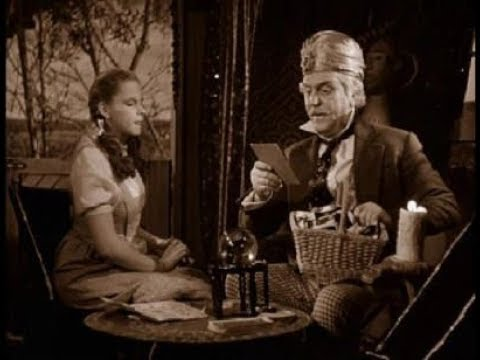 NEW Mandela Effect - The Wizard of Oz - Professor Marvel's Telling of Autie Em & the Picture