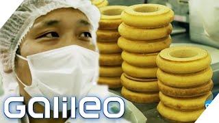 Bestseller Baumkuchen! Deutscher Baumkuchen ist in Japan sehr beliebt!  | Galileo | ProSieben