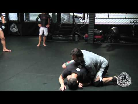 Black House MMA: Takedowns from the Back with Kenny Johnson