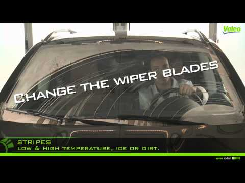 Valeo  - make it simple to detect wiper defects!
