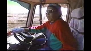 第二回・全日本ダンプカーレース(予選第三レース) / '86 Japan dump truck race (Third race)