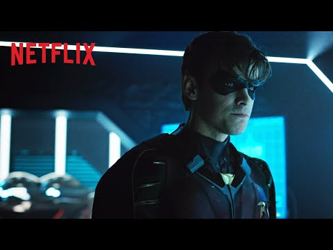 Titans | Releasedatum [HD] | Netflix