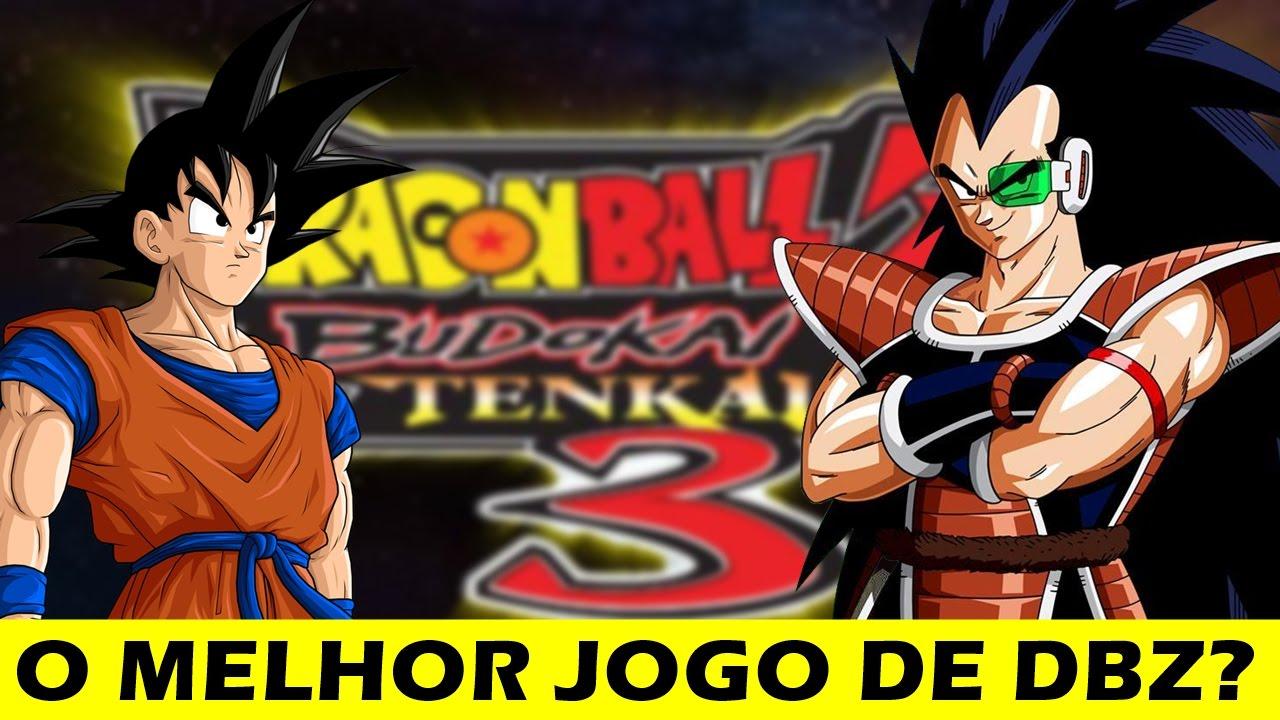 O Melhor Jogo De Dragon Ball Z Dbz Btk3 Parte 1 Youtube