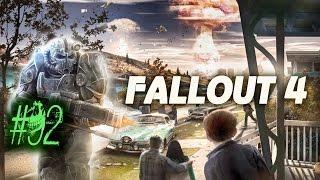 За резиной на рыбокомбинат, прохождение Fallout 4 92