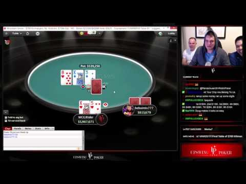 Doug Polk Wins $162,000, Record for Largest Twitch Score