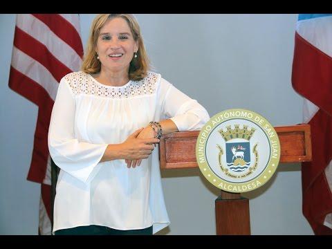 Carmen Yulín's Presentation to Comité Noviembre Members