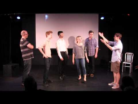 FOIA Love - The Improv - Name Suggestion: Hamm - August 26, 2014