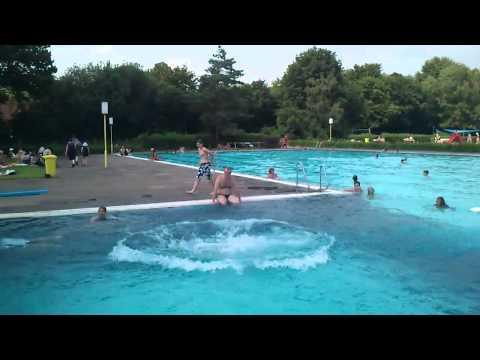 Schwimmbad aerzen