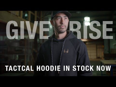 Concealed Magazine Hoodie | GIVE RISE Tactical Hoodie