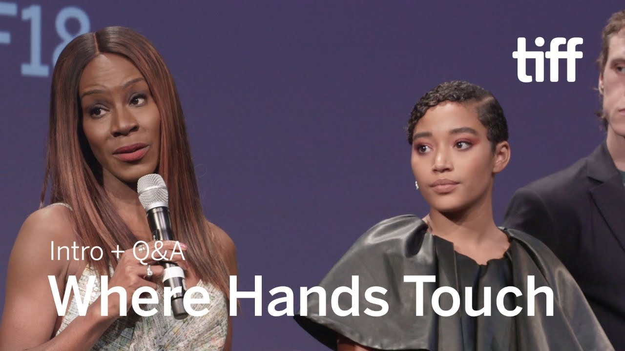 Download WHERE HANDS TOUCH Cast and Crew Q&A | TIFF 2018