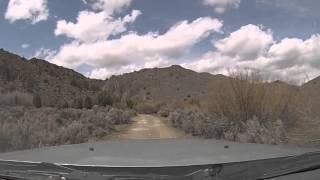 Elko Nevada to Wild Horse Crossing Campground