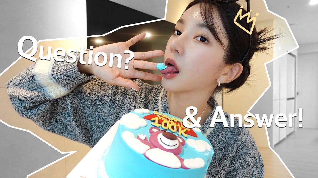 [ENG] 🌽10만 기념🌽 첫 Q&A 오래 기다렸지?