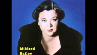 MILDRED BAILEY - I Thought About You (1939)