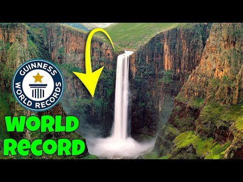 WORLDS HIGHEST BASKETBALL SHOT 200m (660 feet) Guinness World Records
