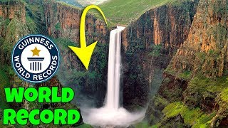 Worlds Highest Basketball Shot 200m (660 feet) Guinness World Records