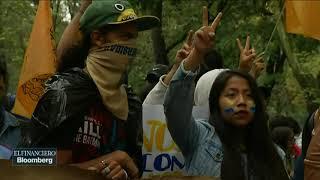 25 mil personas llegaron al Zócalo en 'Marcha del Silencio'