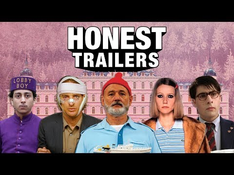 Honest Trailers  Every Wes Anderson Movie