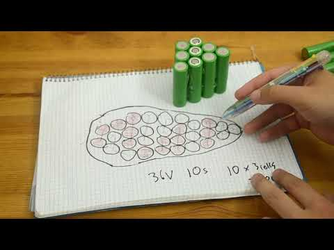Complete DIY Guide Building Custom Shaped Lithium Batteries